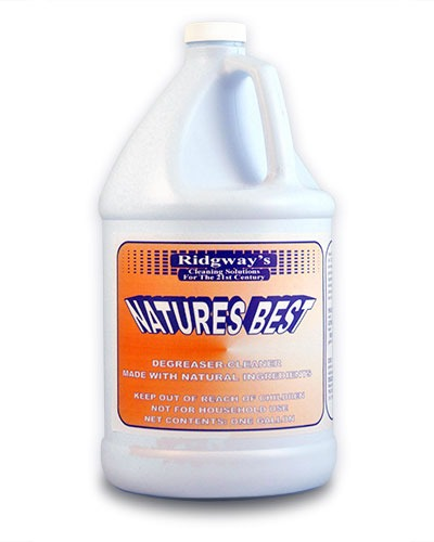 Nature's Best Natural Cleaner-Degreaser